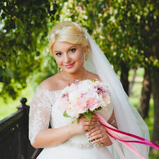 Wedding photographer Maksim Tolstykh (Si1leHT). Photo of 28.08.2015