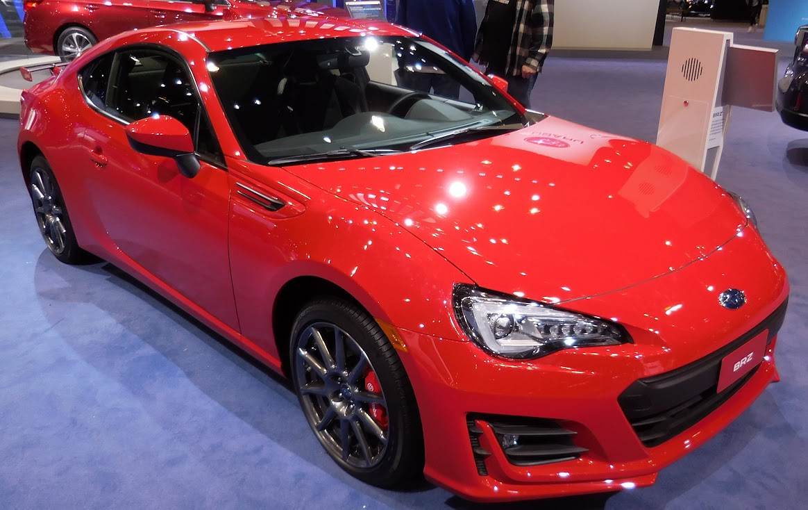 New Wheels For 2017 Subaru Brz With Performance Pack Brembo Brakes