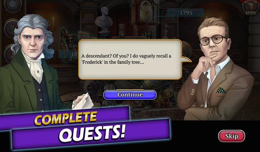 Time Crimes Case: Free Hidden Object Mystery Game 3.77 screenshots 21