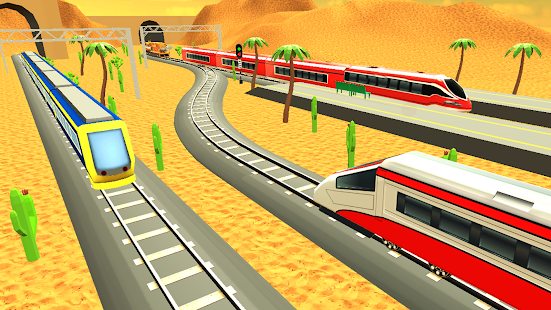 Train Driver Free - Train Driving Games - náhled