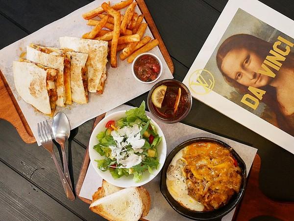 Just diner傑斯丹尼-台中西區巷弄早午餐 手作食材最能表現餐點風味 躲在巷子裡的好味道 不要說我沒告訴你