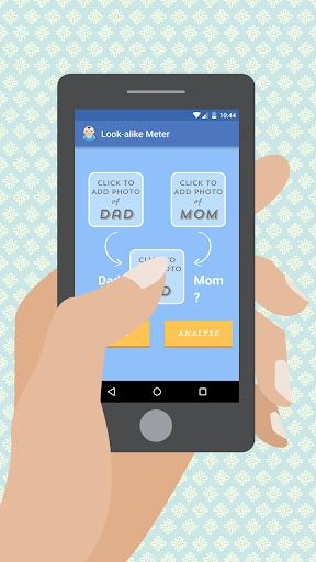 Parents Look-alike meter