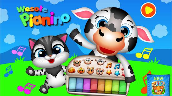 Wesołe Pianino - Muzyczna Gra i Zabawa dla Dzieci - náhled