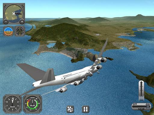 Flight Simulator 2013 FlyWings - Rio de Janeiro apktram screenshots 21