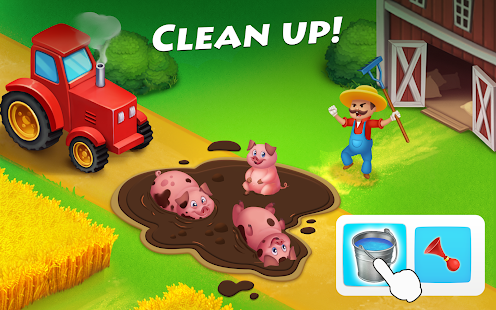 Township 7.8.1 APK + Mod (Unlimited money) for Android