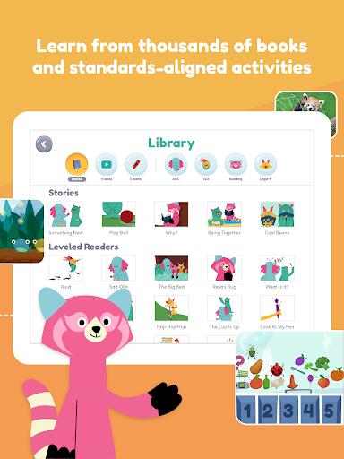 Khan Academy Kids: Free educational games & books 3.5.3 screenshots 11