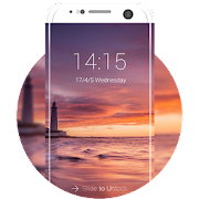 Sunset Theme ScreenLock APK