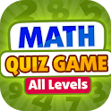 Math All Levels Quiz Game icon