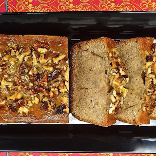 Bollywood Banana Bread