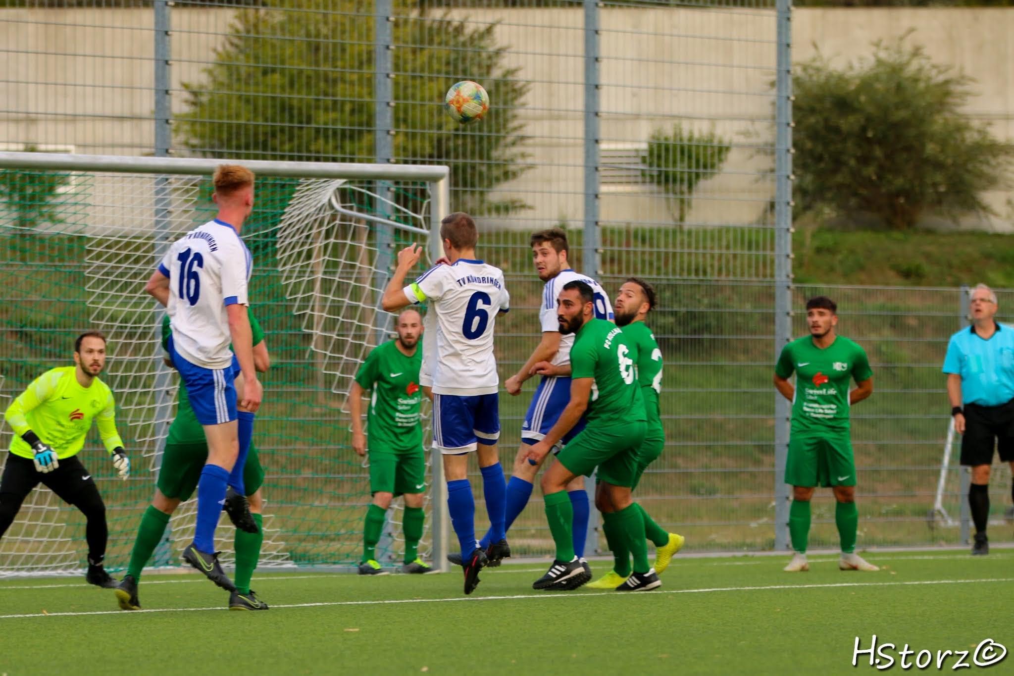 26.08.20 Bezirkspokal FC Kollnau – TVK I  2:3 (0:1)