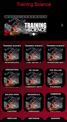 Training Science