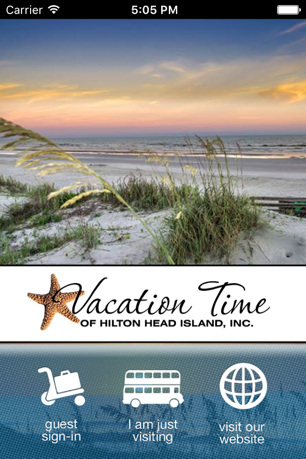 Vacation Time of Hilton Head- screenshot