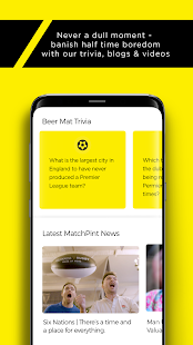 MatchPint | Your Best Mate For Sport- screenshot thumbnail