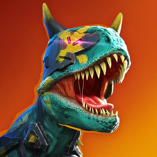 Dino Squad: TPS Dinosaur Shooter
