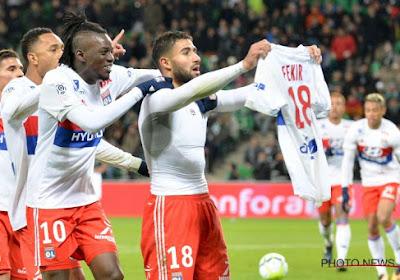 Kwestie van dagen vooraleer Nabil Fekir Lyon verlaat