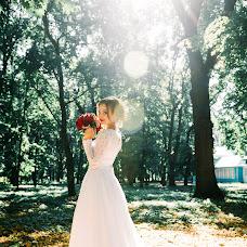Wedding photographer Elvira Tuchina (Sparrow). Photo of 31.07.2016