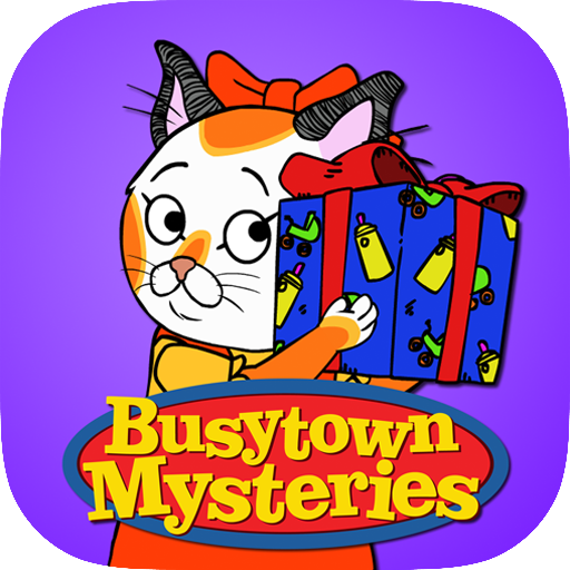 The Mystery Present: A Busytown Interactive Story file APK Free for PC, smart TV Download