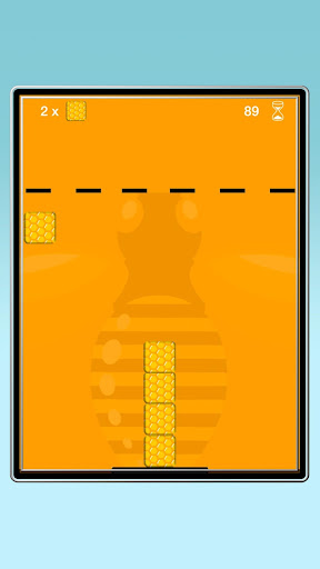 A funny Bee Tower Game - Free