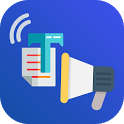 Text Talker: Text to Audio Converter icon