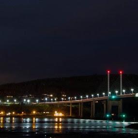 Kessock Bridge Inverness by Paul Morley - Buildings & Architecture Bridges & Suspended Structures