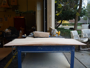 Photo: Finished the bump with some sanding.