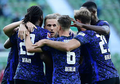 🎥 Bundesliga: belle victoire pour le Hertha de Lukebakio, Bornauw s'incline