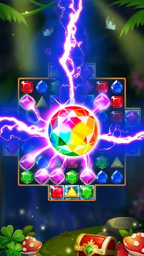 jewels forest : match 3 puzzle screenshot 2