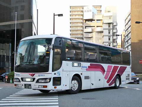 西鉄高速バス「フェニックス号」 9912