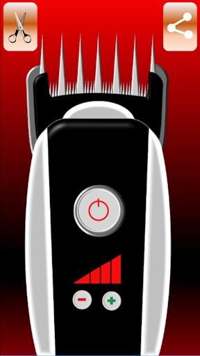 Hair clipper-Hairdressing scissors-Dryer 0.0.3 screenshots 1