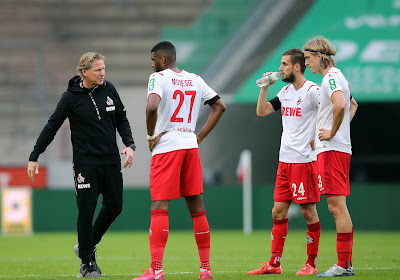 Le coach de Sebastiaan Bornauw prend la porte