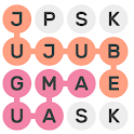 word world fruit puzzle game icon