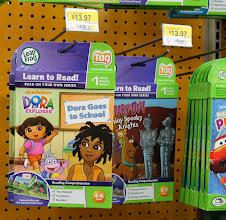 Photo: Some Dora Tag books...