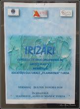 Photo: Turda - Piata Republicii, Nr.52 - Teatrul Municipal, afis informativ - 2019.06.28
