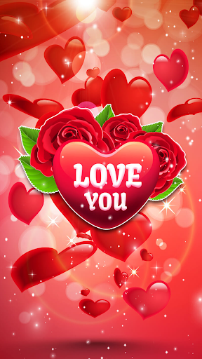 2020 Wallpaper Live I Love You Android App Download Latest