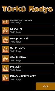 Türkü Radyo - náhled