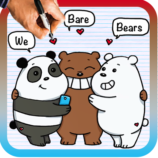 How To Draw We bare bears