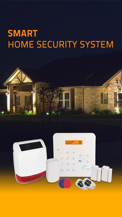 G10 DIY Home Security System- screenshot