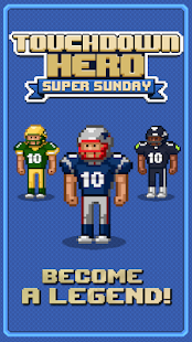 Touchdown Hero: Super Sunday- screenshot thumbnail