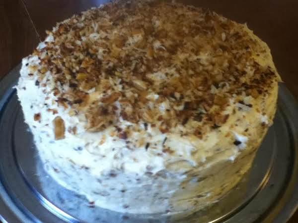 1000.00  Italian Cream Cake