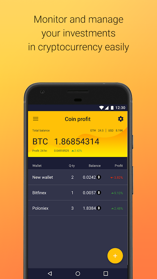 Coin Profit- screenshot