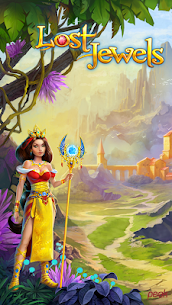 Lost Jewels – Match 3 Puzzle 5