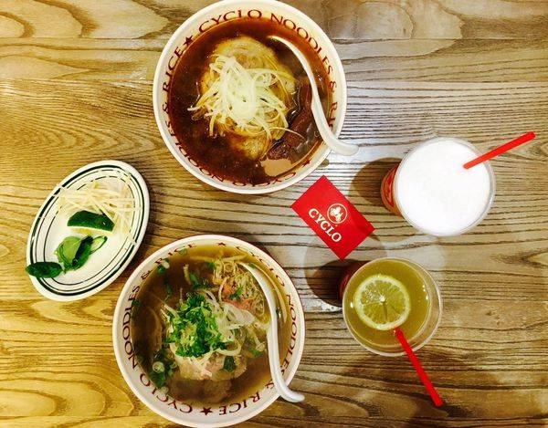 ✿CYCLO 洛城牛肉粉✿ 美國洛杉磯開到台灣來的越南菜! 來自美國的道地東南亞風味~