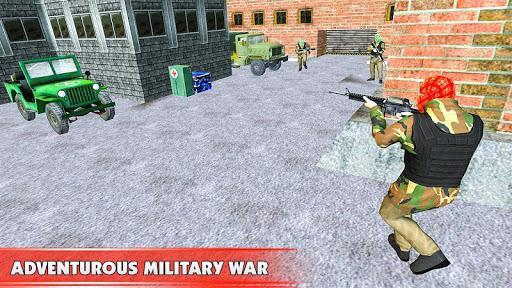 Commando Shooting FPS War Adventure 1.0 screenshots 2