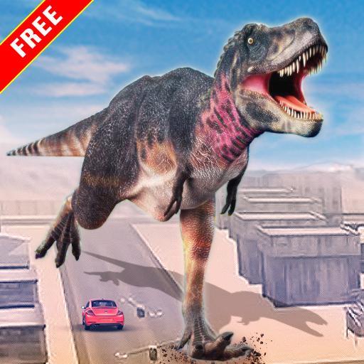 Dinosaur Games Simulator 2018 icon