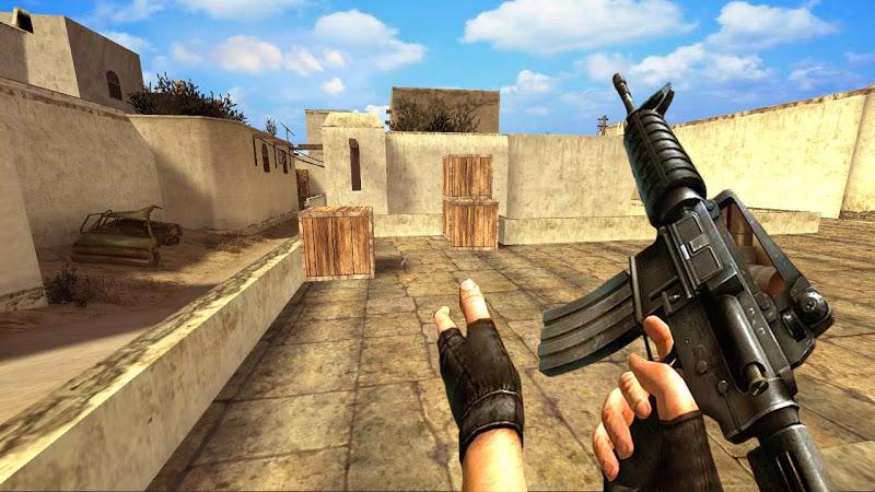 Скриншот SWAT Counter Terrorist Shooter
