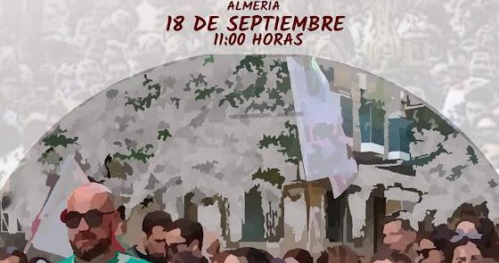 Huelga general de la enseñanza: manifestación a las once desde la Rambla