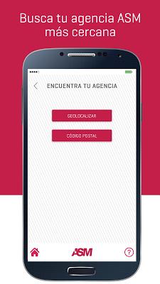 ASM Smart Courier - screenshot