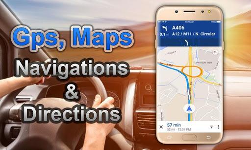 GPS, Maps, Navigations & Directions Apk apps 1
