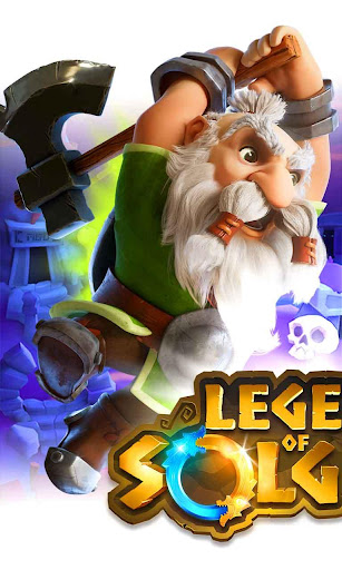Télécharger Code Triche Legend of Solgard MOD APK 1