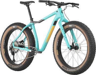 Salsa Mukluk Carbon XT Fat Bike alternate image 0